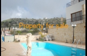 PP116, 4 Bedroom Luxury Villa in Tsada for Sale