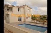 PP130, Three bed villa in Kamares