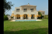 PP091, Four bedroom Stone villa for sale, St George, Peyia