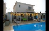 PP177, Three bedroom  villa in Mandria for sale