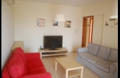 L3763, 3 bed furnished apartment in Paphos, L3763