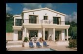 L3618, Three bedroom villa with private swimming pool in Peyia