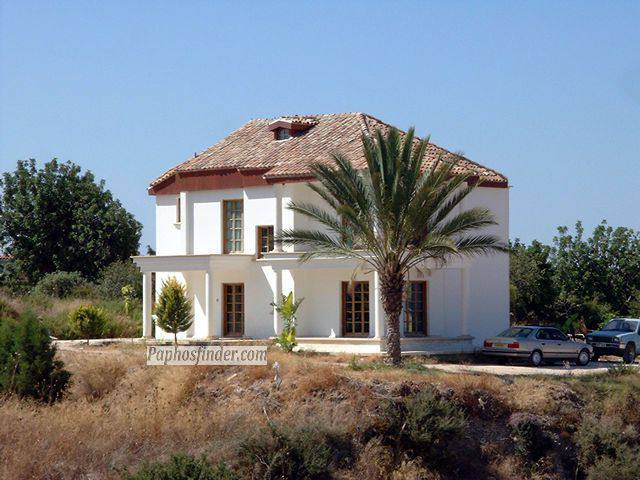 Paphos houses, sales history